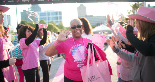 Komen Atlanta raises more than $1 million at annual Race for the Cure